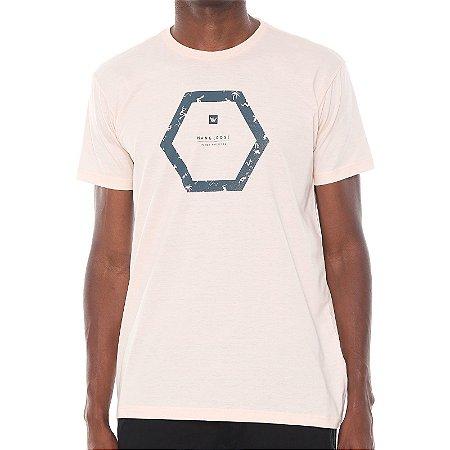 Camiseta Hang Loose Silk Six Rosa