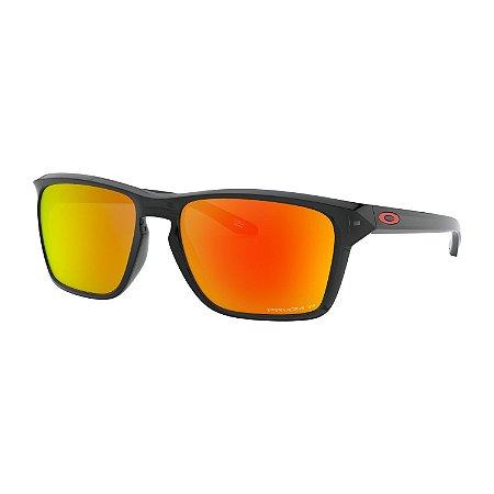 Óculos de Sol Oakley Sylas Black Ink W/ Prizm Ruby Polarized