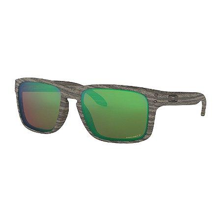 Óculos de Sol Oakley Holbrook Woodgrain W/ Prizm Shallow Water Polarized