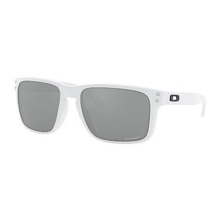 Óculos de Sol Oakley Holbrook XL Matte White W/ Prizm Black