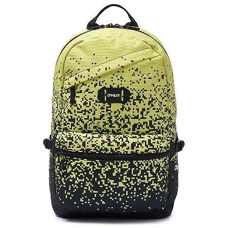 Mochila Oakley Street Backpack Amarela/Preta