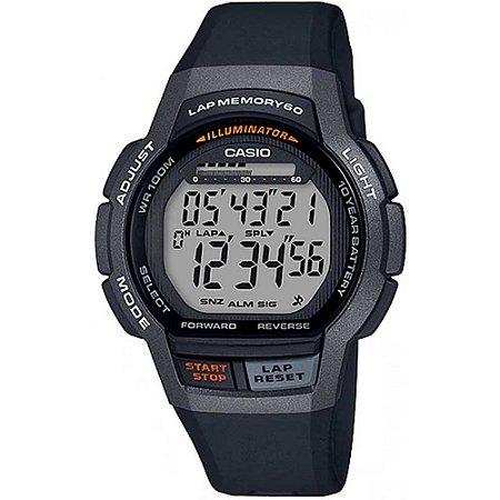 Relógio Casio Standard WS-1000H-1AVDF Preto