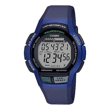 Relógio Casio Standard WS-1000H-2AVDF Azul