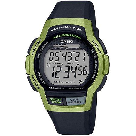 Relógio Casio Standard WS-1000H-3AVDF Verde