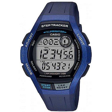 Relógio Casio Standard WS-2000H-2AVDF Azul