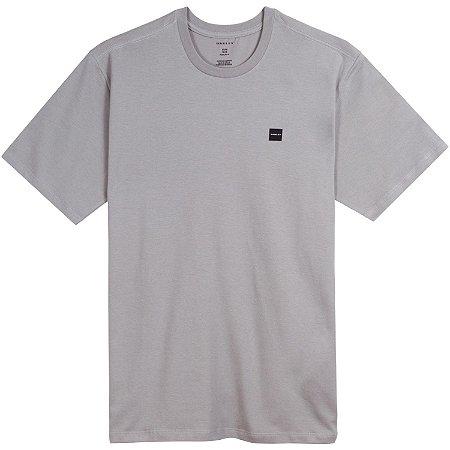 Camiseta Oakley Patch 2.0 Cinza Escuro