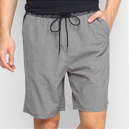 Shorts Hurley Volley Electric Cinza Escuro