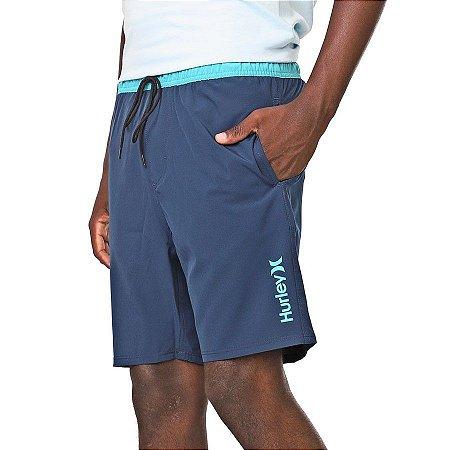 Shorts Hurley Volley Riviera Marinho