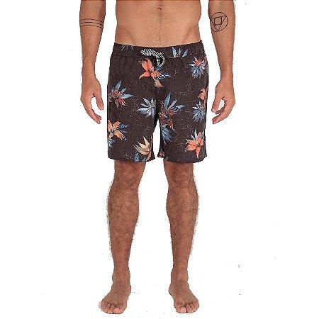 Shorts Volcom Flair Preta