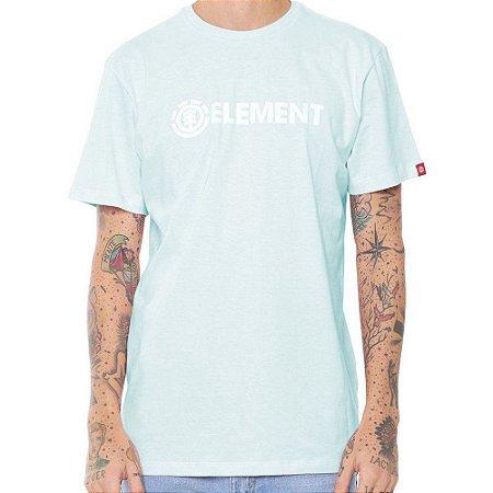 Camiseta Element Blazin Azul Claro