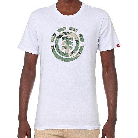 Camiseta Element Foundation Branca