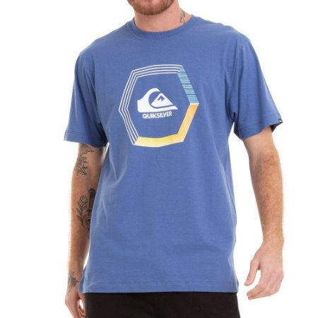 Camiseta Quiksilver Blade Dream Azul