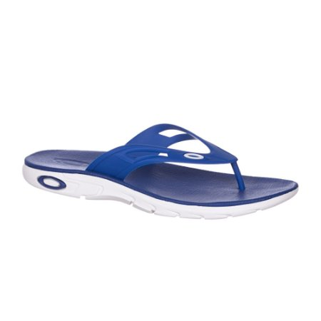 Chinelo Oakley Rest 2.0 Azul