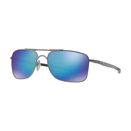 Óculos de Sol Oakley Gauge 8 Matte Gunmetal W/ Prizm Sapphire Polarized