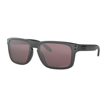Óculos de Sol Oakley Holbrook Steel W/ Prizm Daily Polarized