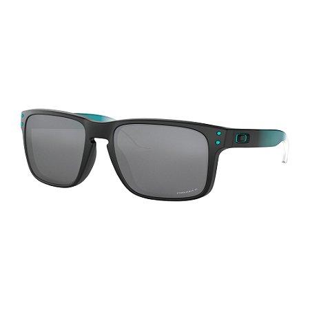 Óculos de Sol Oakley Holbrook Ignite Arctic Fade W/ Prizm Black Polarized