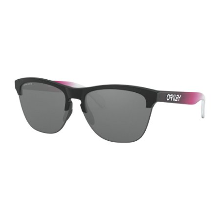 Óculos de Sol Oakley Frogskins Lite Ignite Pink Fade W/ Prizm Black Iridium