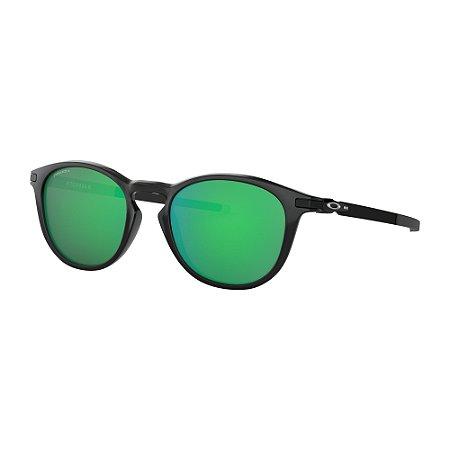 Óculos de Sol Oakley Pitchman R Black Ink W/ Prizm Jade