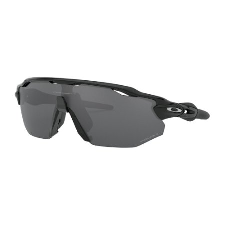 Óculos de Sol Oakley Radar EV Advancer Polished Black W/ Prizm Black Polarized