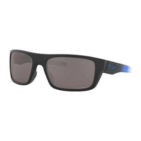 Óculos de Sol Oakley Drop Point Ignite Blue Fade W/ Prizm Black Polarized