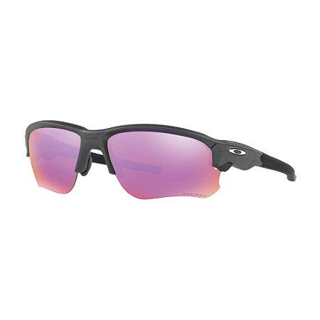 Óculos de Sol Oakley Flak Draft Steel W/ Prizm Golf