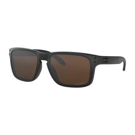 Óculos de Sol Oakley Holbrook Matte Black W/ Prizm Tungsten Polarized