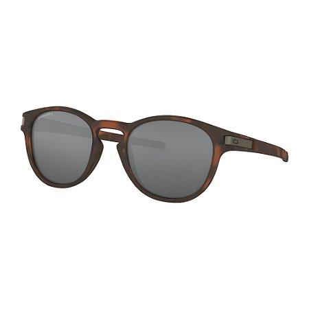 Óculos de Sol Oakley Latch Matte Brown Tortoise W/ Prizm Black