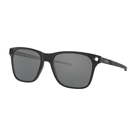 Óculos de Sol Oakley Apparition Satin Black W/ Black Iridium Polarized