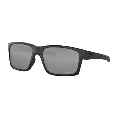 Óculos de Sol Oakley Mainlink Matte Black W/ Prizm Black Polarized