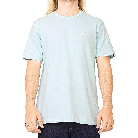 Camiseta Quiksilver Everyday Azul Claro
