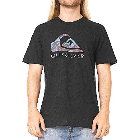 Camiseta Quiksilver Matrix Preto