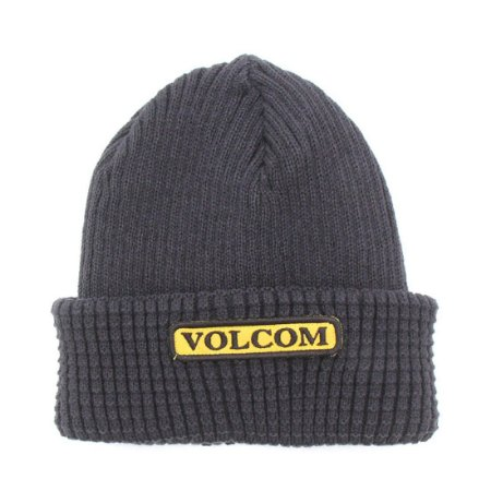 Gorro Volcom Crowd Cinza