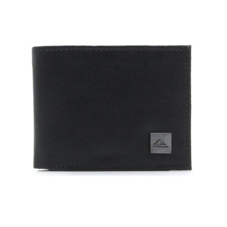 Carteira Quiksilver Bridgies Preto