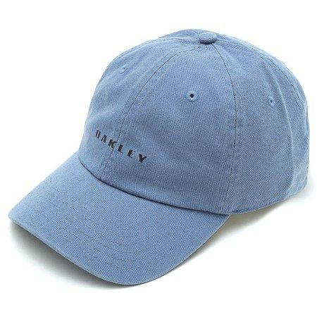 Boné Oakley 6 Panel Reflective Hat Azul