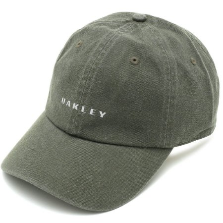 Boné Oakley 6 Panel Reflective Hat Verde