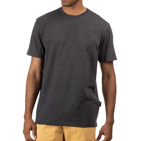 Camiseta Oakley Icon Cinza Escuro