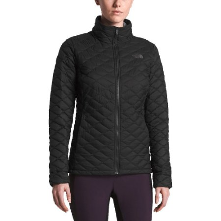 Jaqueta The North Face Thermoball Feminina Preto