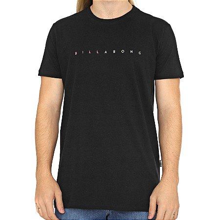 Camiseta Billabong New Unity Preto