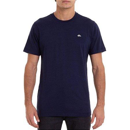 Camiseta Quiksilver Embroidery Azul Marinho