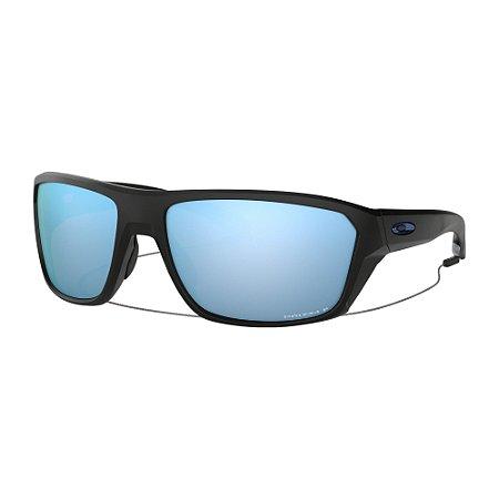 Óculos de Sol Oakley Split Shot Matte Black W/ Prizm Deep Water Polarized
