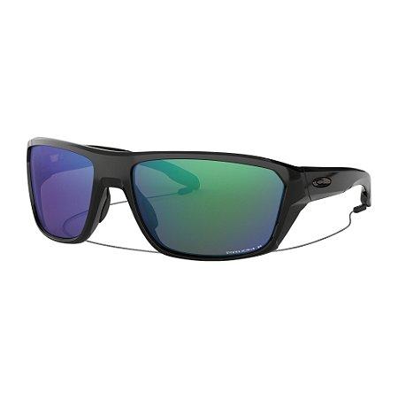Óculos de Sol Oakley Split Shot Polished Black W/ Prizm Shallow Water Polarized