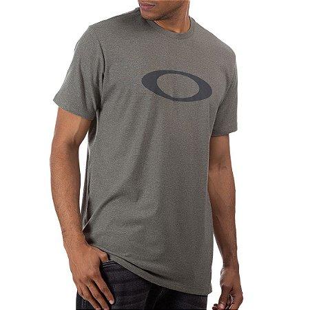 Camiseta Oakley O-Ellipse Verde Escuro