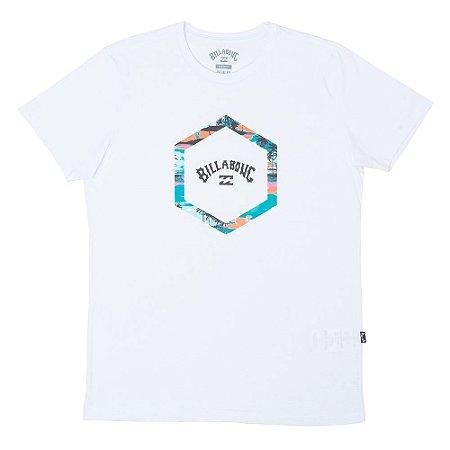 Camiseta Billabong Access Branco