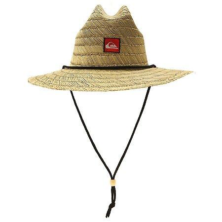 Chapéu de Palha Quiksilver Pierside Marrom