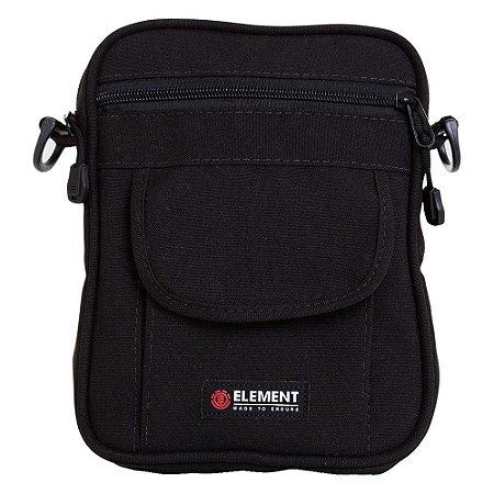 Shoulder Bag Element Road Trip Masculino Preto