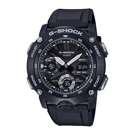 Relógio G-Shock Carbon Core Guard GA-2000S-1ADR Masculino Preto