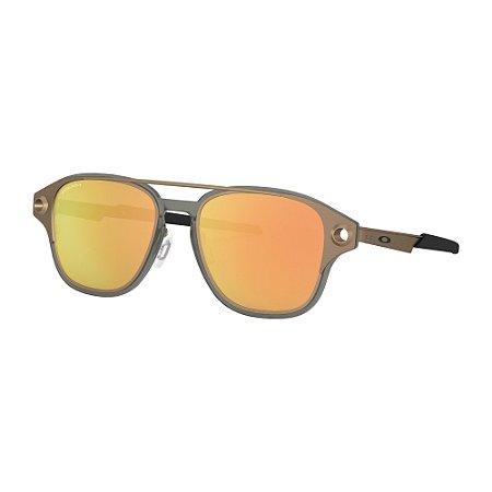 Óculos de Sol Oakley Coldfuse Satin Toast W/ Prizm Rose Gold