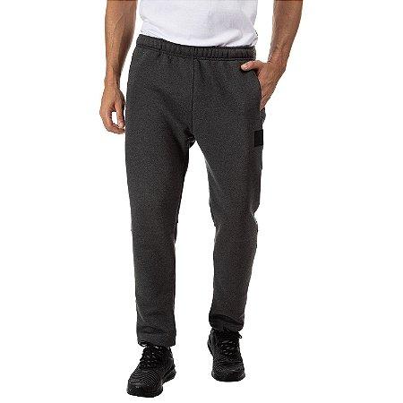 Calça Oakley Moletom Athletic Pant Masculina Cinza Escuro