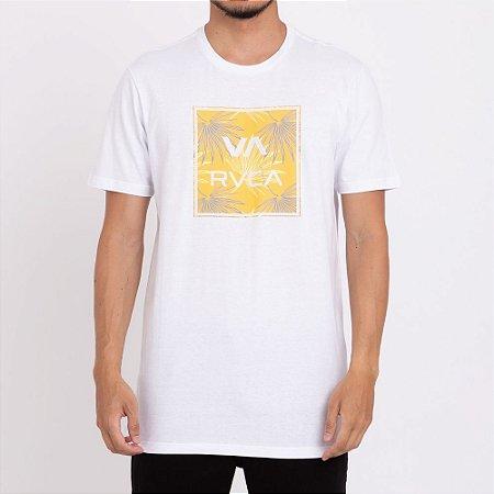 Camiseta RVCA All The Ways Masculina Branco