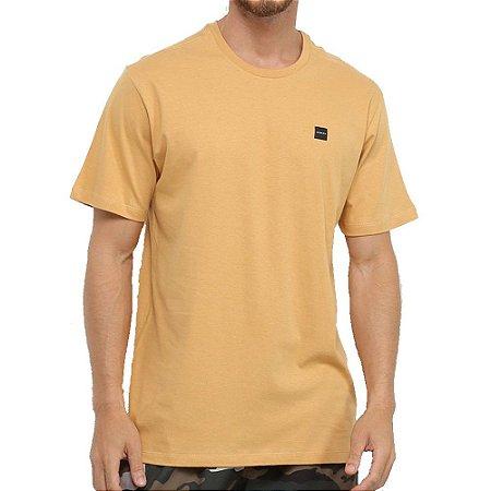 Camiseta Oakley Patch 2.0 Masculina Amarelo